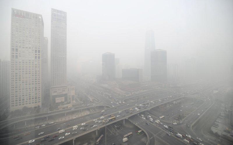 مشکلات و عوارض آلودگی هوا بر سلامت انسان
