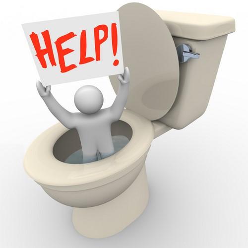 bashful-bladder | باز کردن گرفتگی لوله توالت | گرفتگی لوله توالت فرنگی | تخلیه چاه