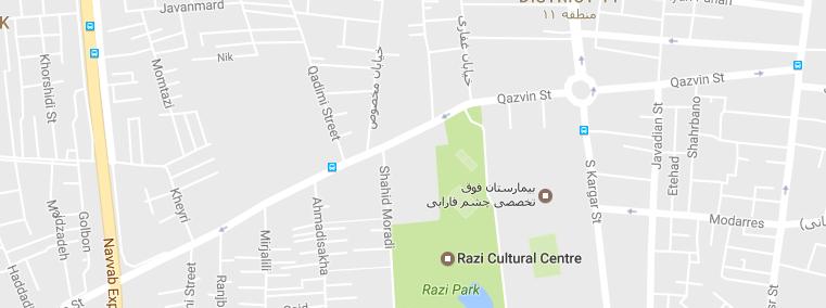 لوله بازکنی خیابان قزوین
