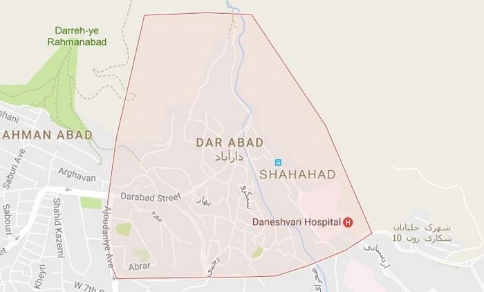 تخلیه چاهدارآباد