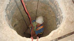 لایروبی چاه فاضلاب