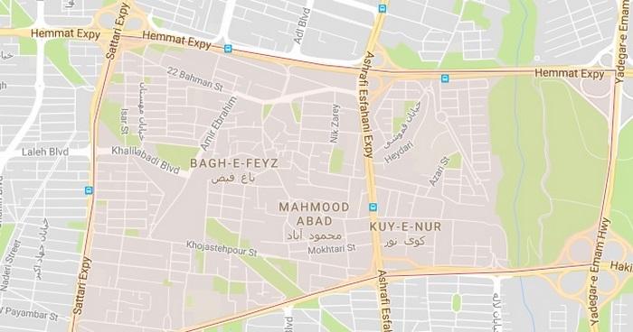 تخلیه چاه محمود آباد