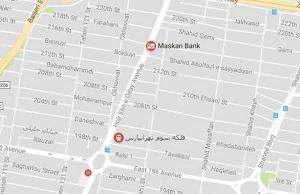تخلیه چاه خیابان حجربن عدی