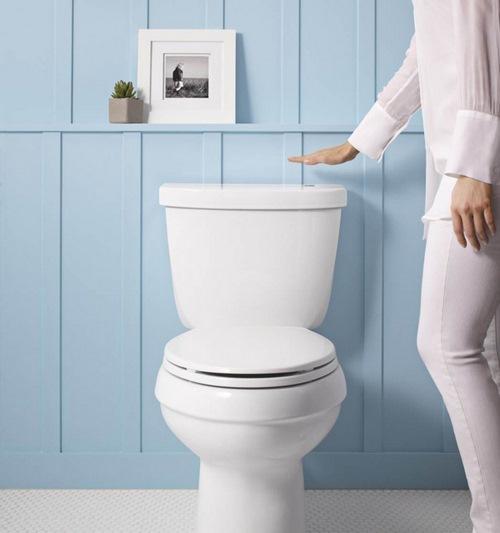 نصب توالت فرنگی در پاسداران
